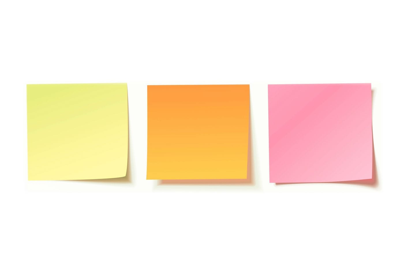 Organizing For Your Health Sticky Notes