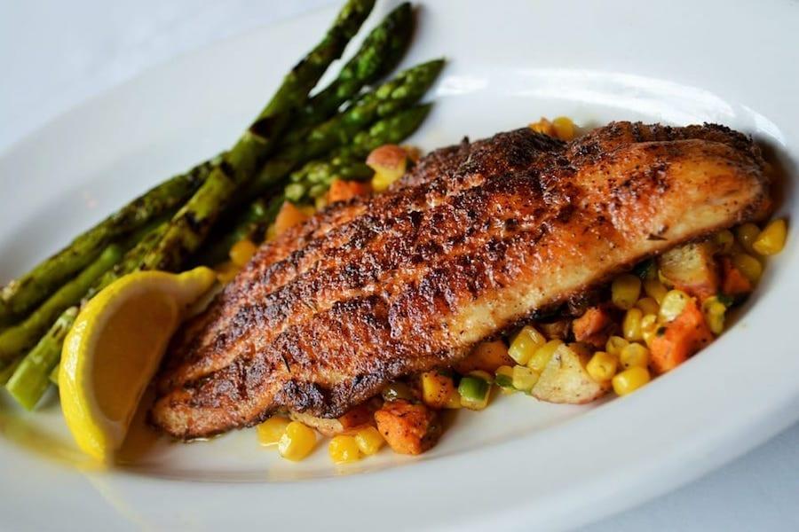 Recipe: Blackened Catfish